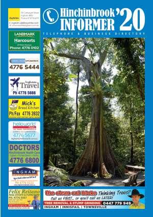 Hinchinbrook Informer Cover